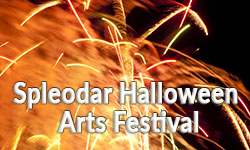 Spleodar Halloween Arts Festival